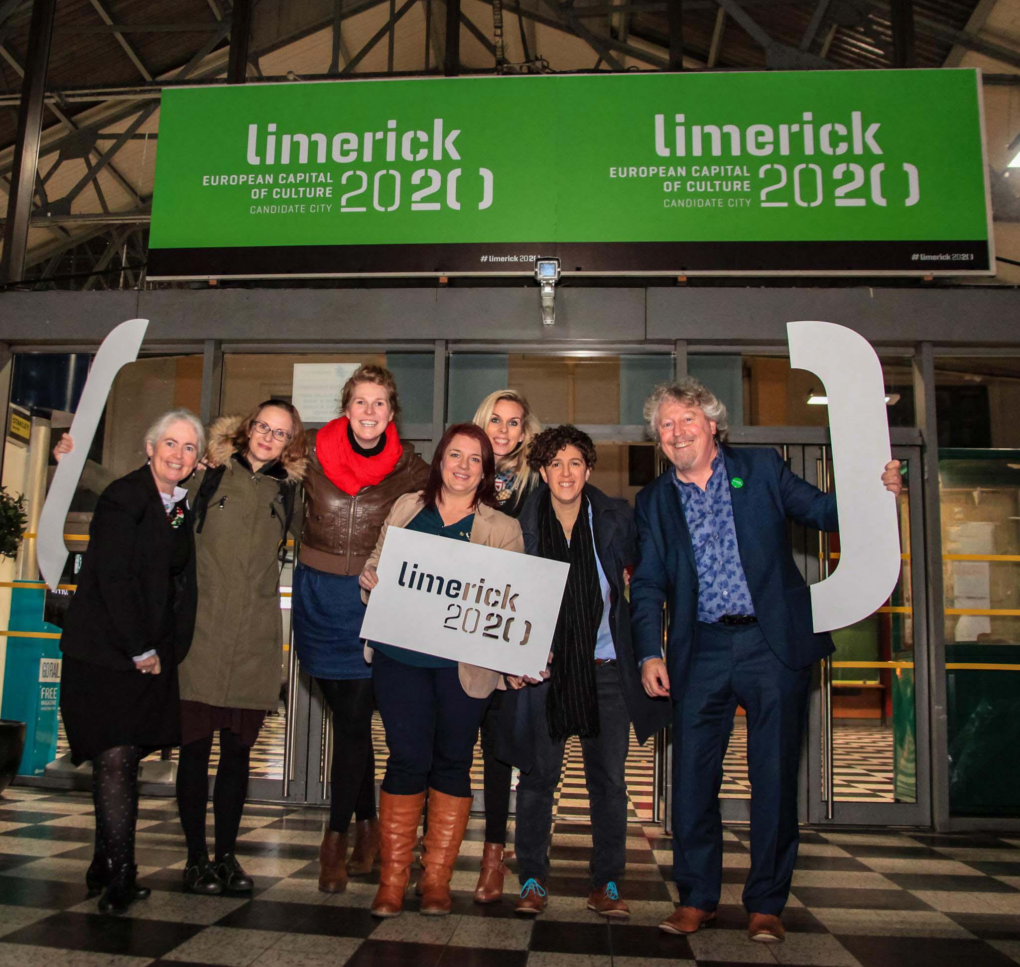 Limerick undergoes a cultural revolution
