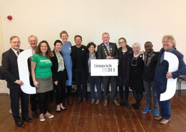 Limerick shortlisted for 2020 1