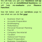 Common Sense Accounting Limited