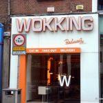 Wokking Restaurant