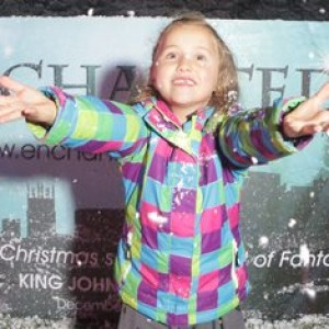 King Johns Castle Enchanted a magical medieval Christmas