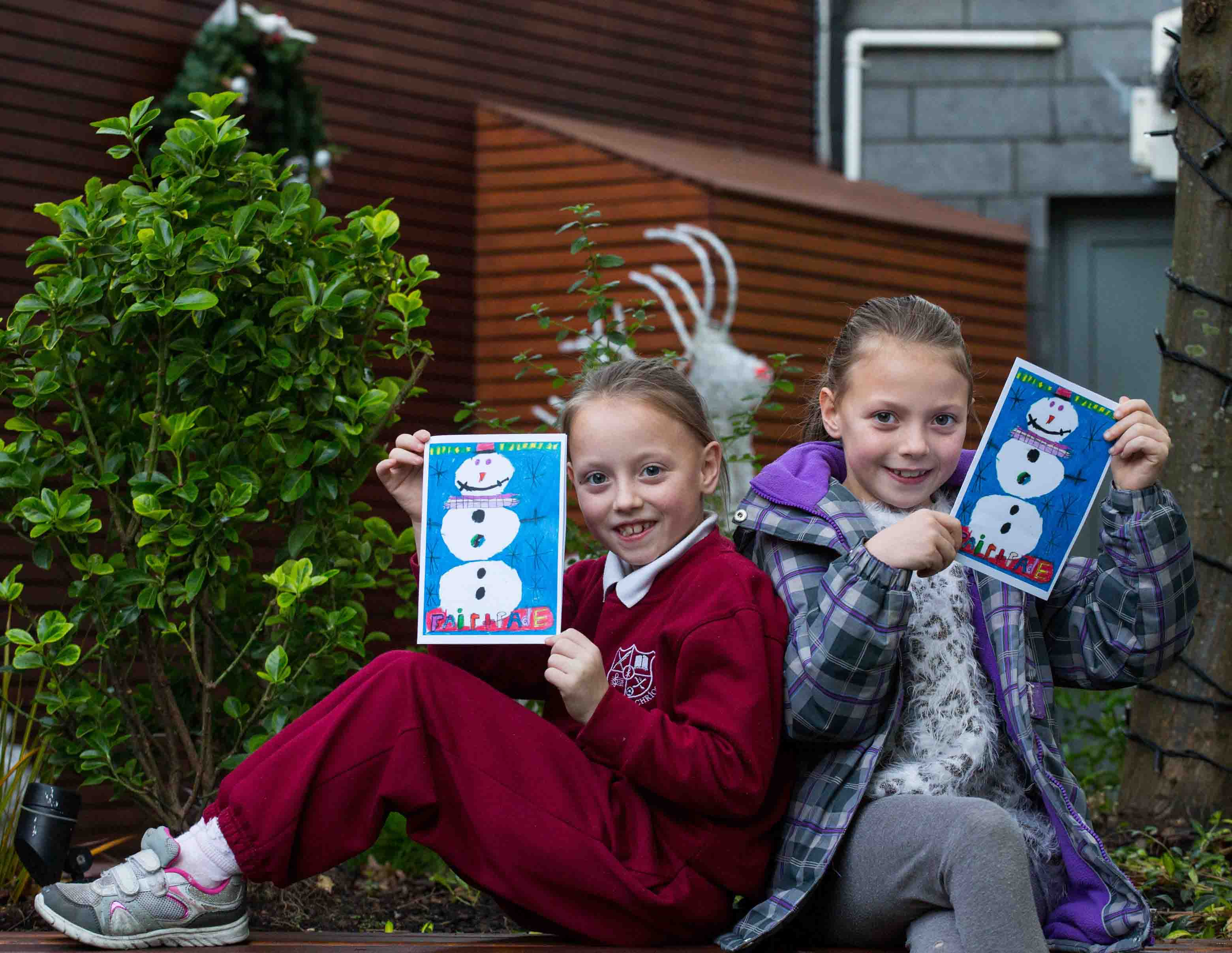 Limerick Fairtrade Christmas Card Competition winners announced