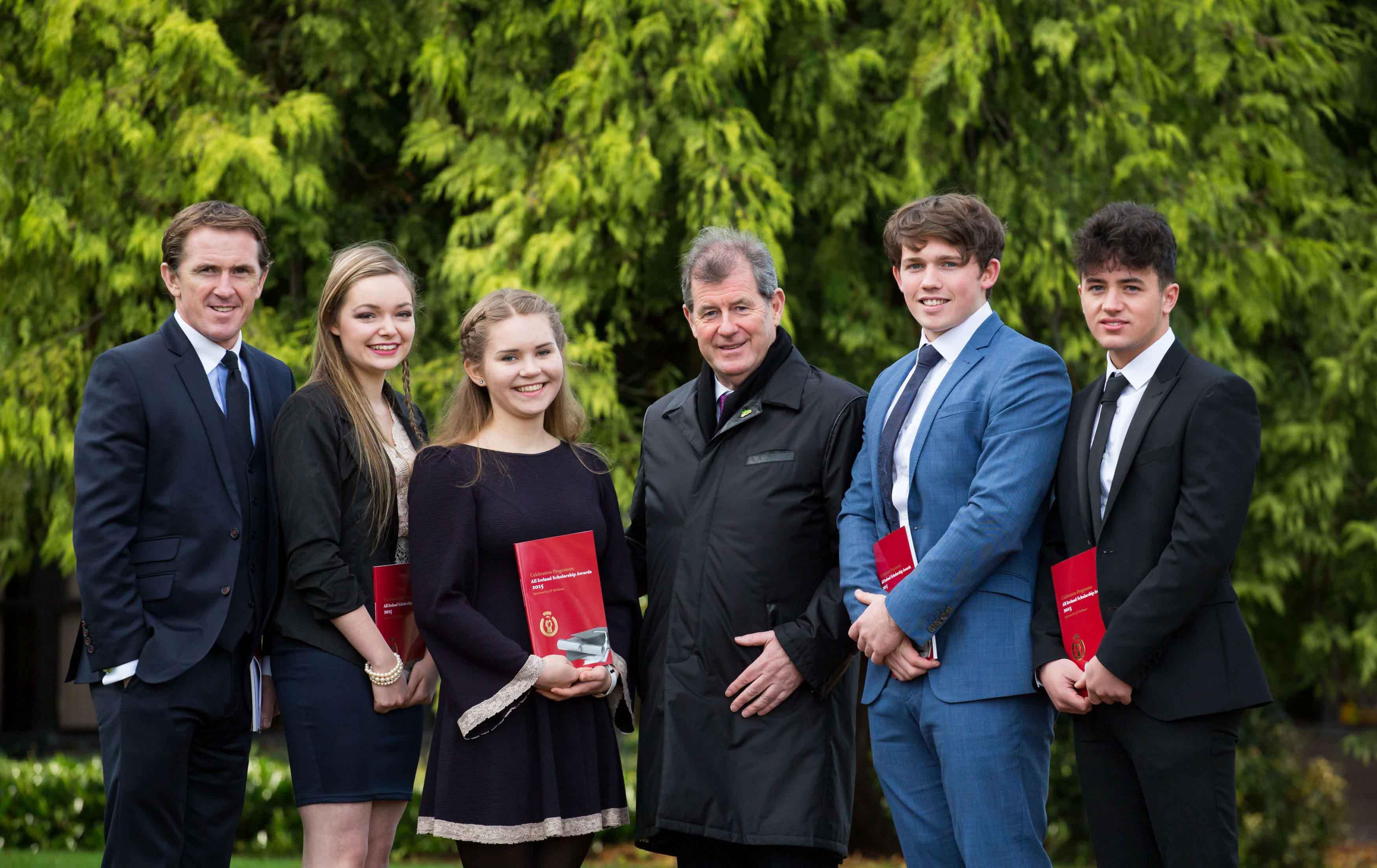 All Ireland Scholarships 2015
