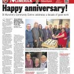 Limerick Chronicle November 25_page1 2015