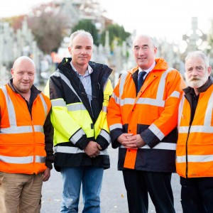 Limerick Civic Trust clean up