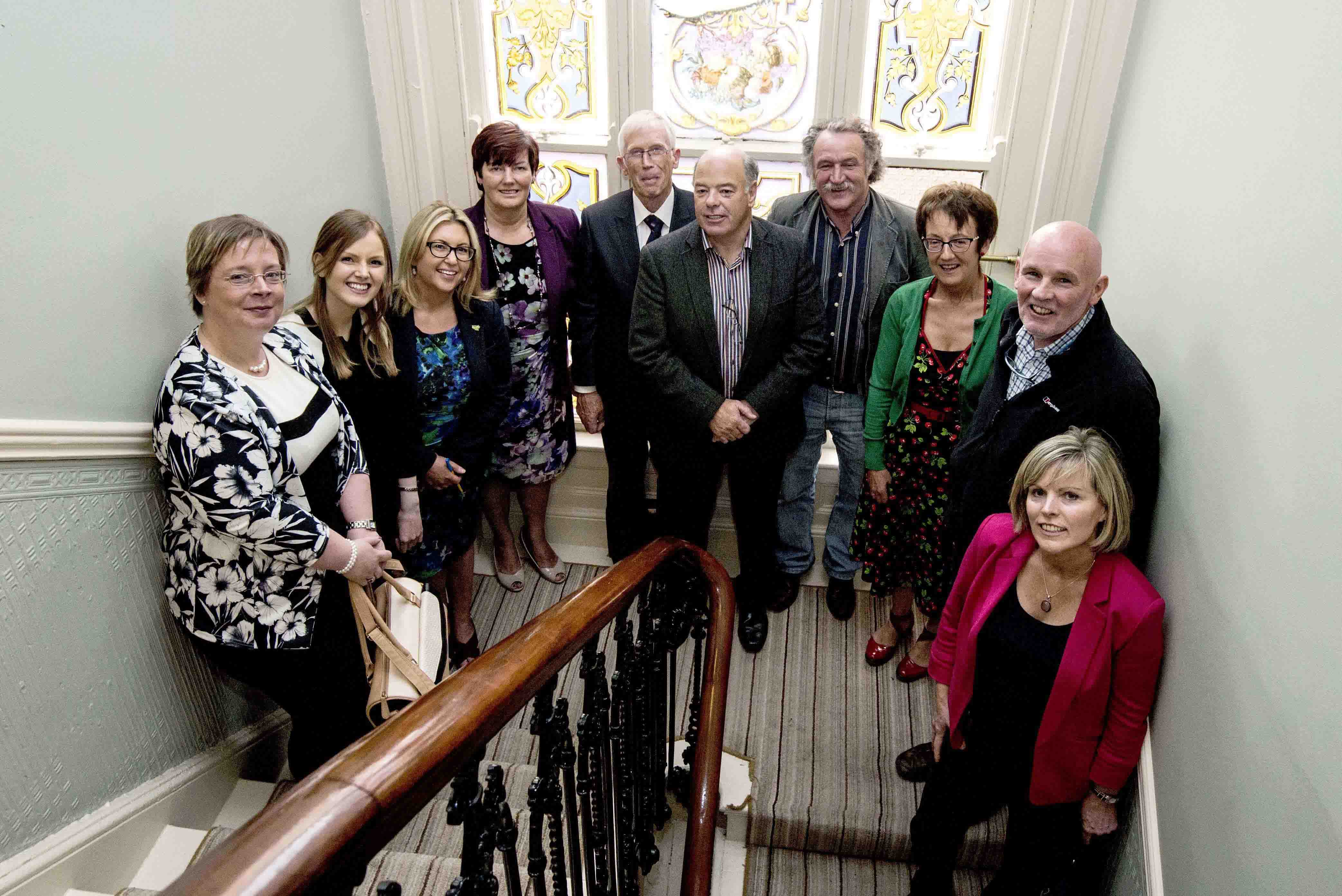 Limerick Pride of Place 2015 awards