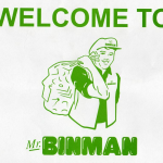Mr Bin Man