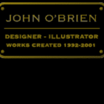 John O'Brien Graphic Design
