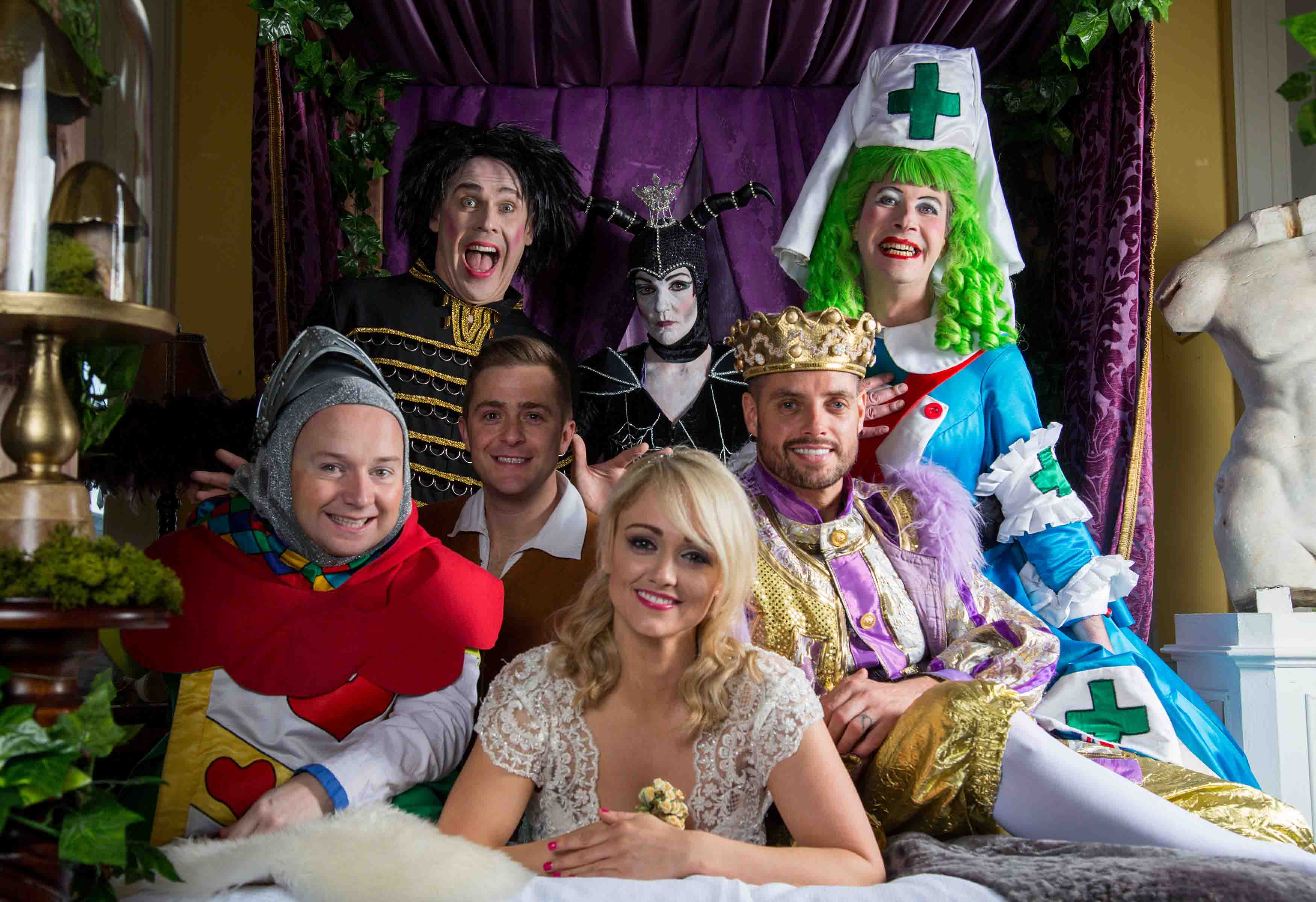 University Concert Hall Sleeping Beauty Panto is coming to Limerick