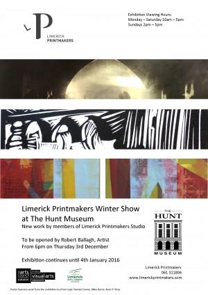 Limerick Printmakers Winter Show