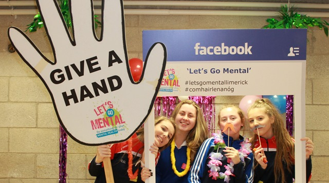 Let's Go Mental Limerick Comhairle na nOg AGM was held at UL on October 23