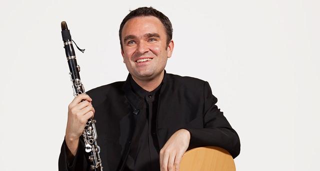Irish Chamber Orchestra Jorg Widmann concert at UCH Limerick December 2
