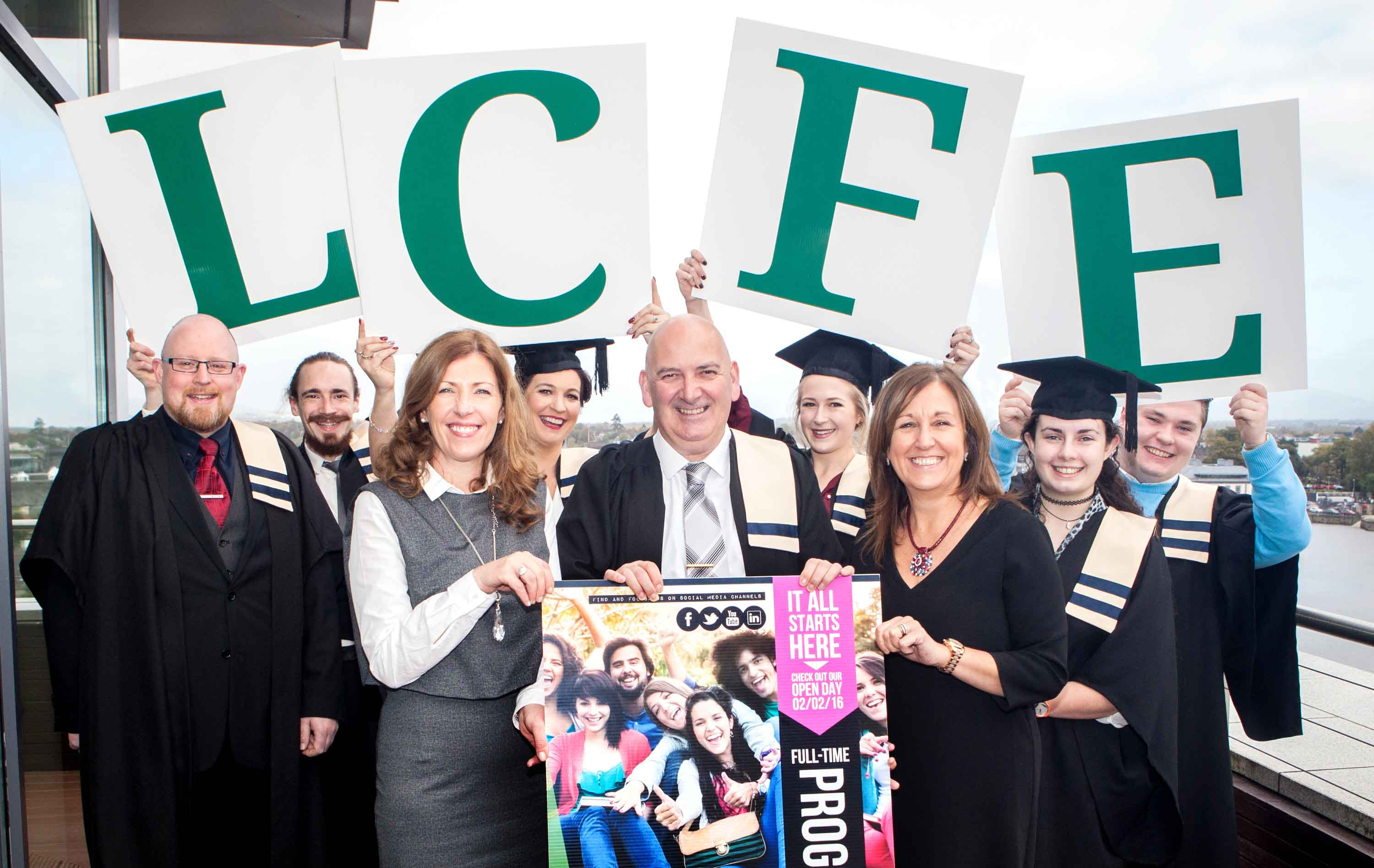 LCFE launches new prospectus for 2016/2017