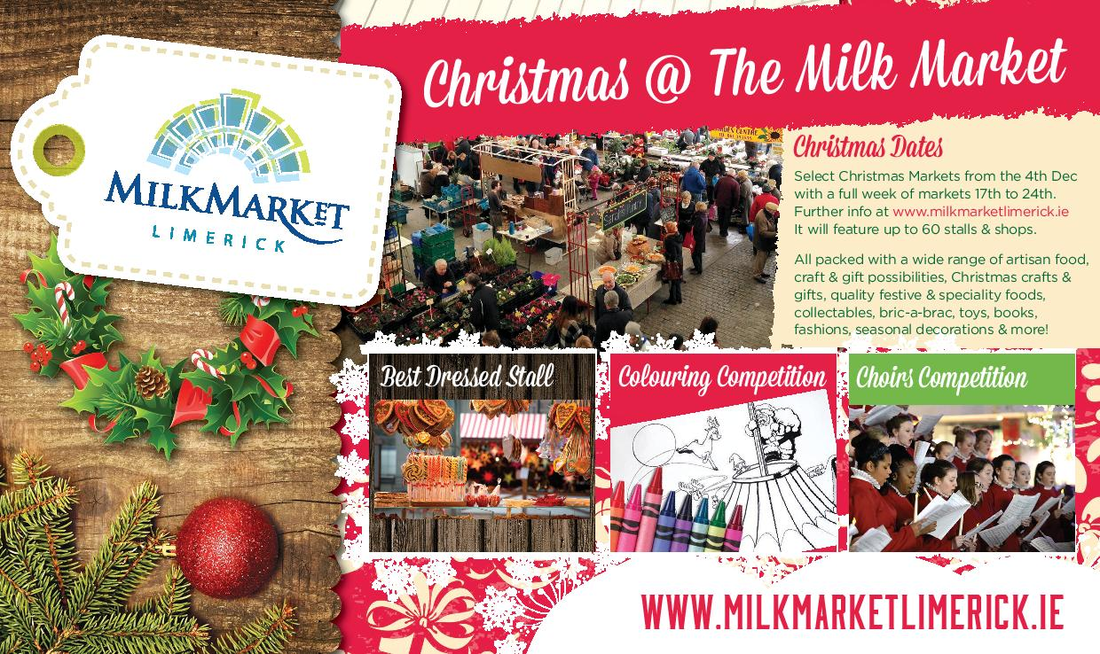Christmas at the Milk Market 2015