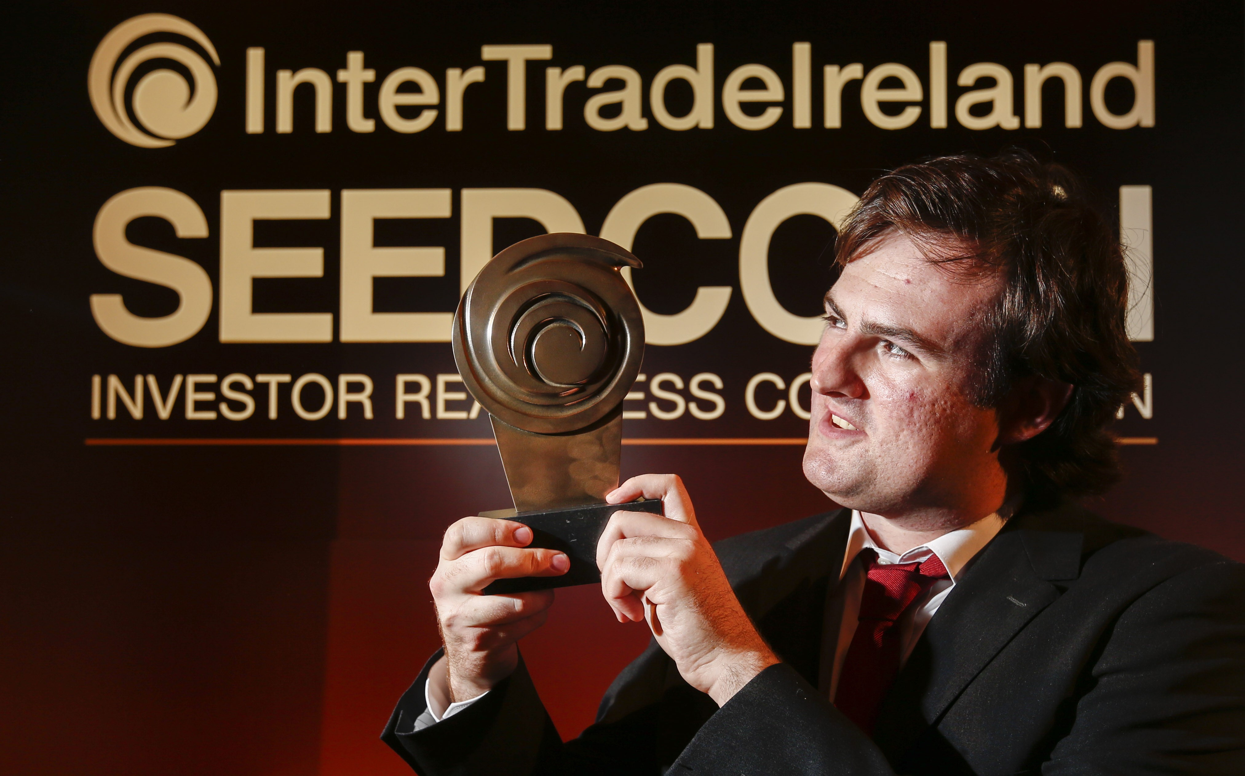 Patrickswell entrepreneur wins InterTradeIreland Seedcorn competition