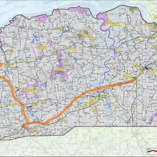 Route Corridor for Foynes