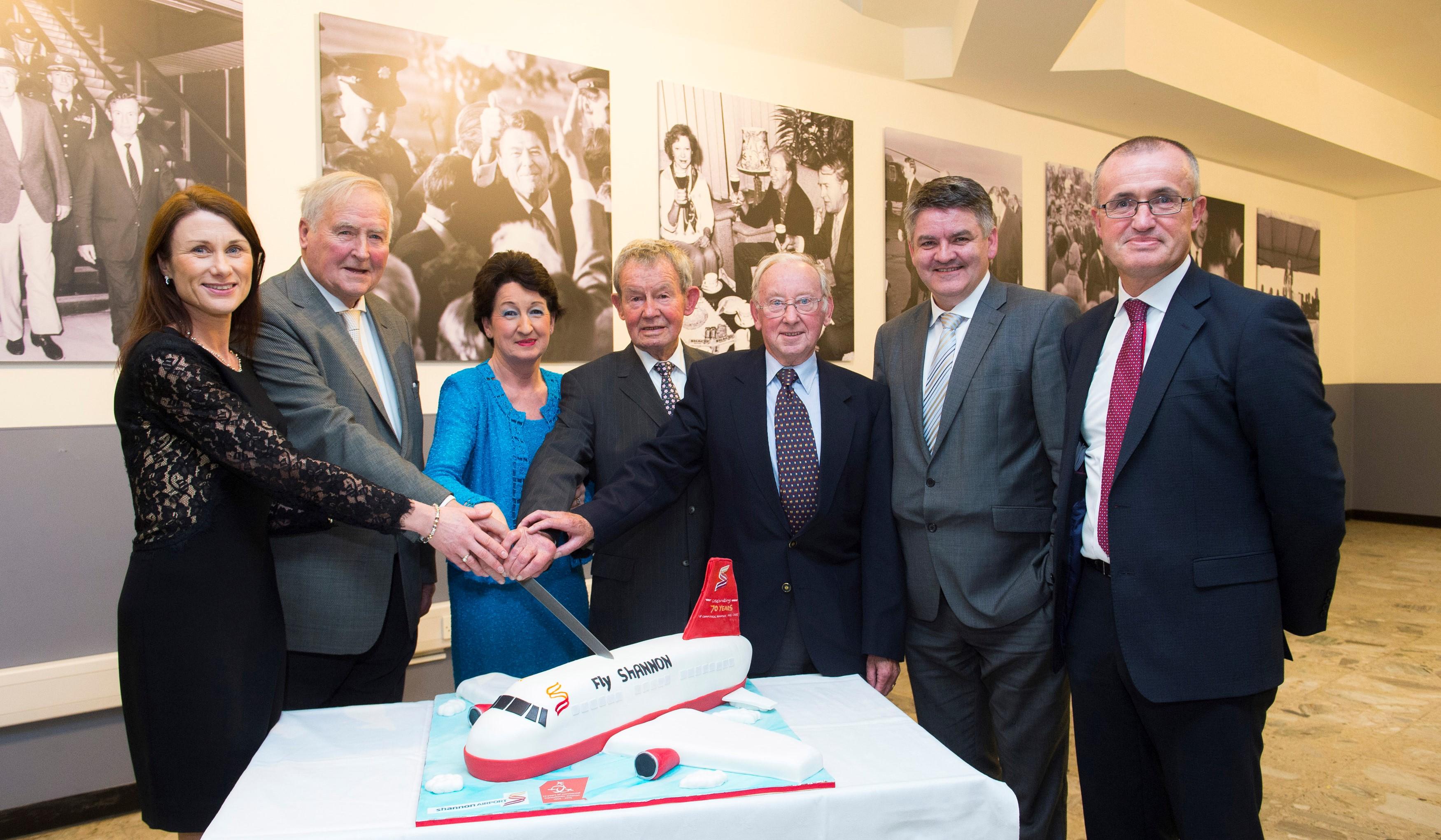 Shannon Airport 70 year milestone celebration