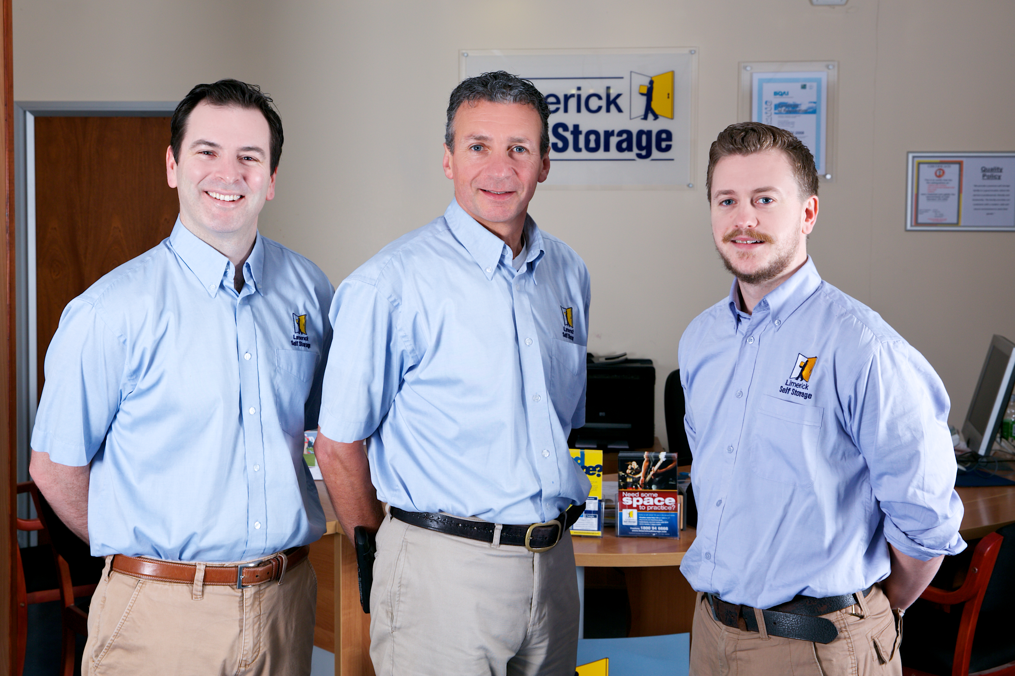 Limerick Self Storage to giveaway 100 Gifts