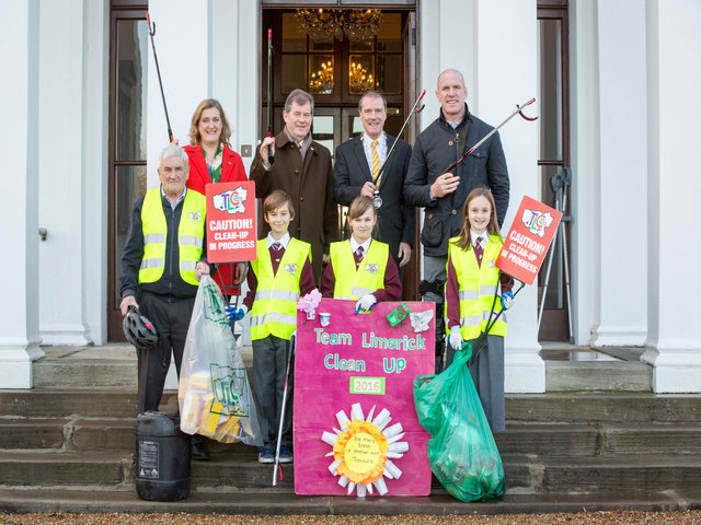 TLC2 Team Limerick clean up two