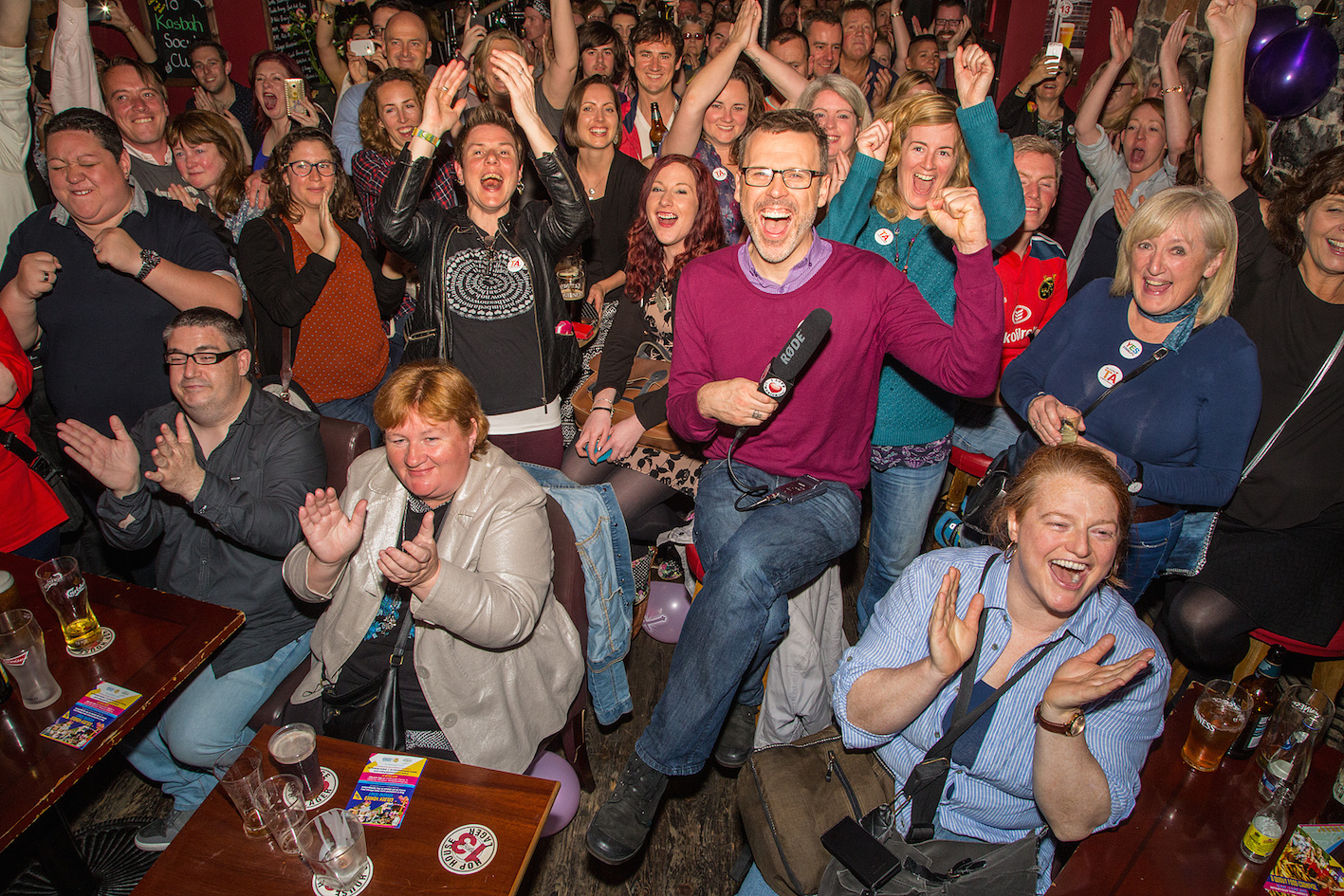 A look back at 2015 - Richards year loving Limerick