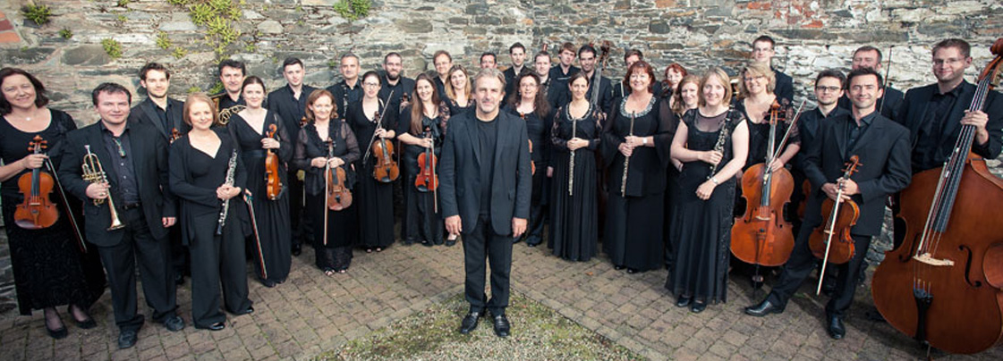Camerata Ireland featuring Barry Doulgas at UCH
