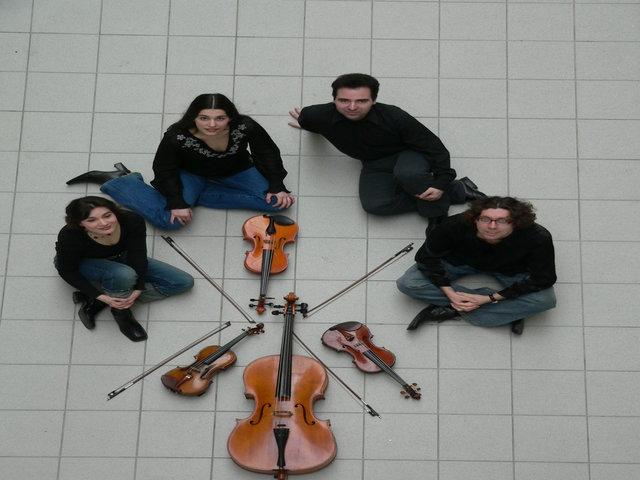 RTÉ ConTempo Quartet Limerick 2016