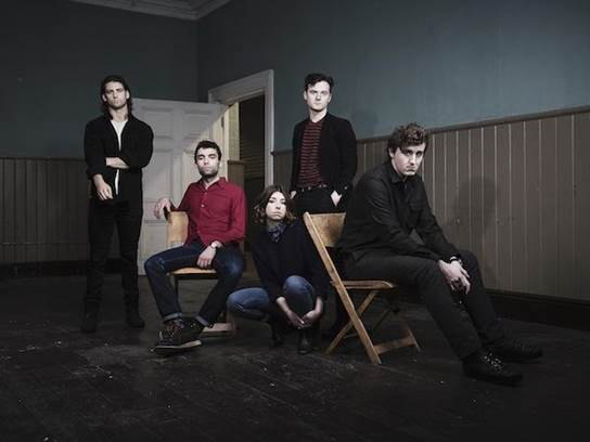 Little Green Cars Live At The Big Top 2016