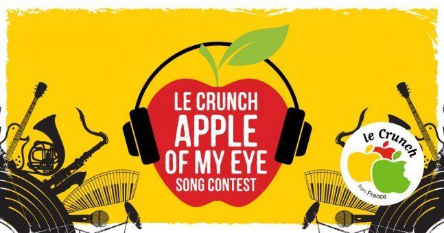 Le Crunch Apple of My Eye 2016
