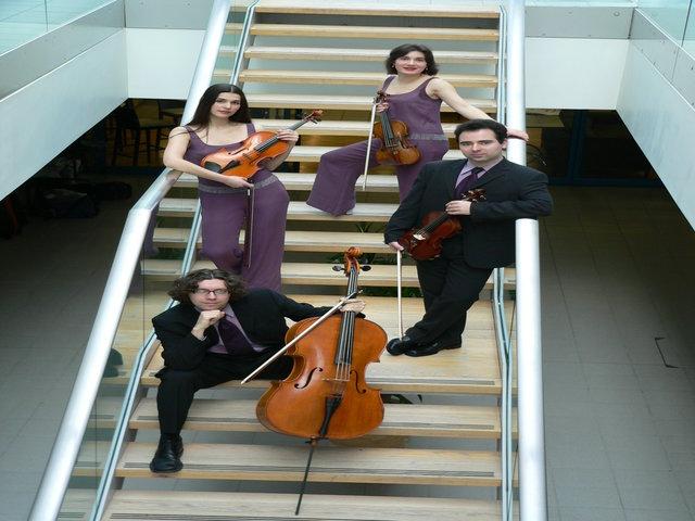 RTÉ ConTempo Quartet Limerick Performance