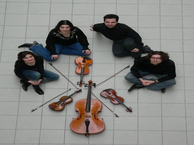 RTÉ ConTempo Quartet Limerick Spring Performances Continue