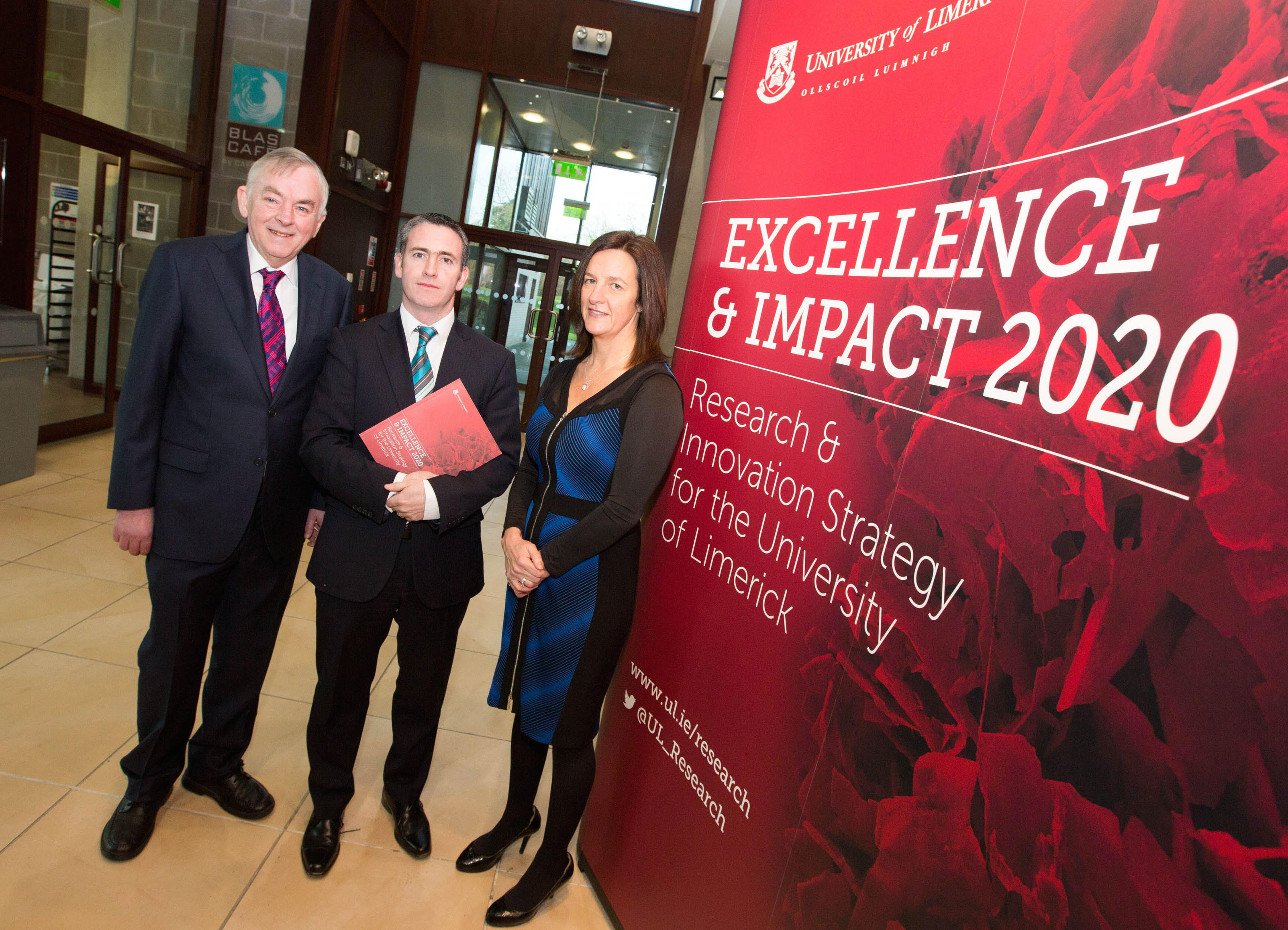 UL Excellence and Impact 2020