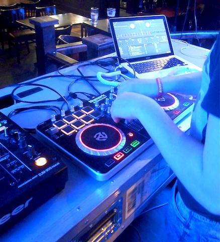 University of Limerick Music Society DJs