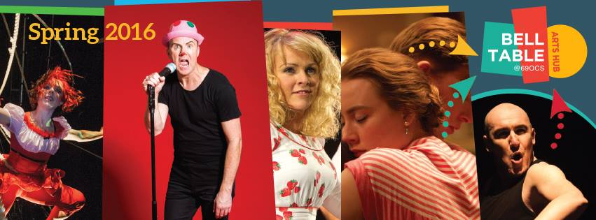 February 2016 at Lime Tree Theatre