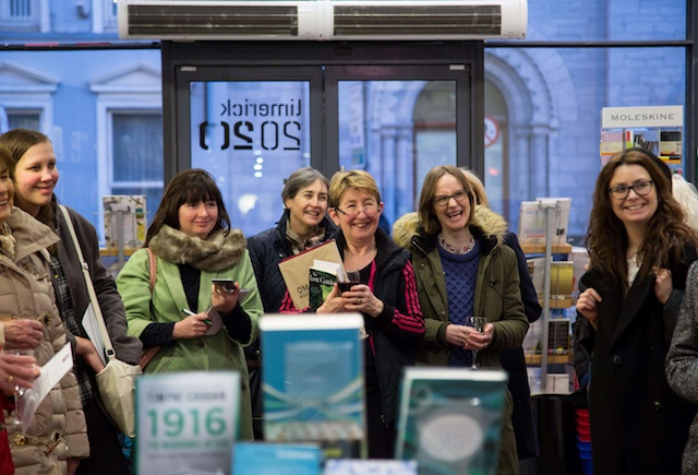 Limerick Literary Festival 2016