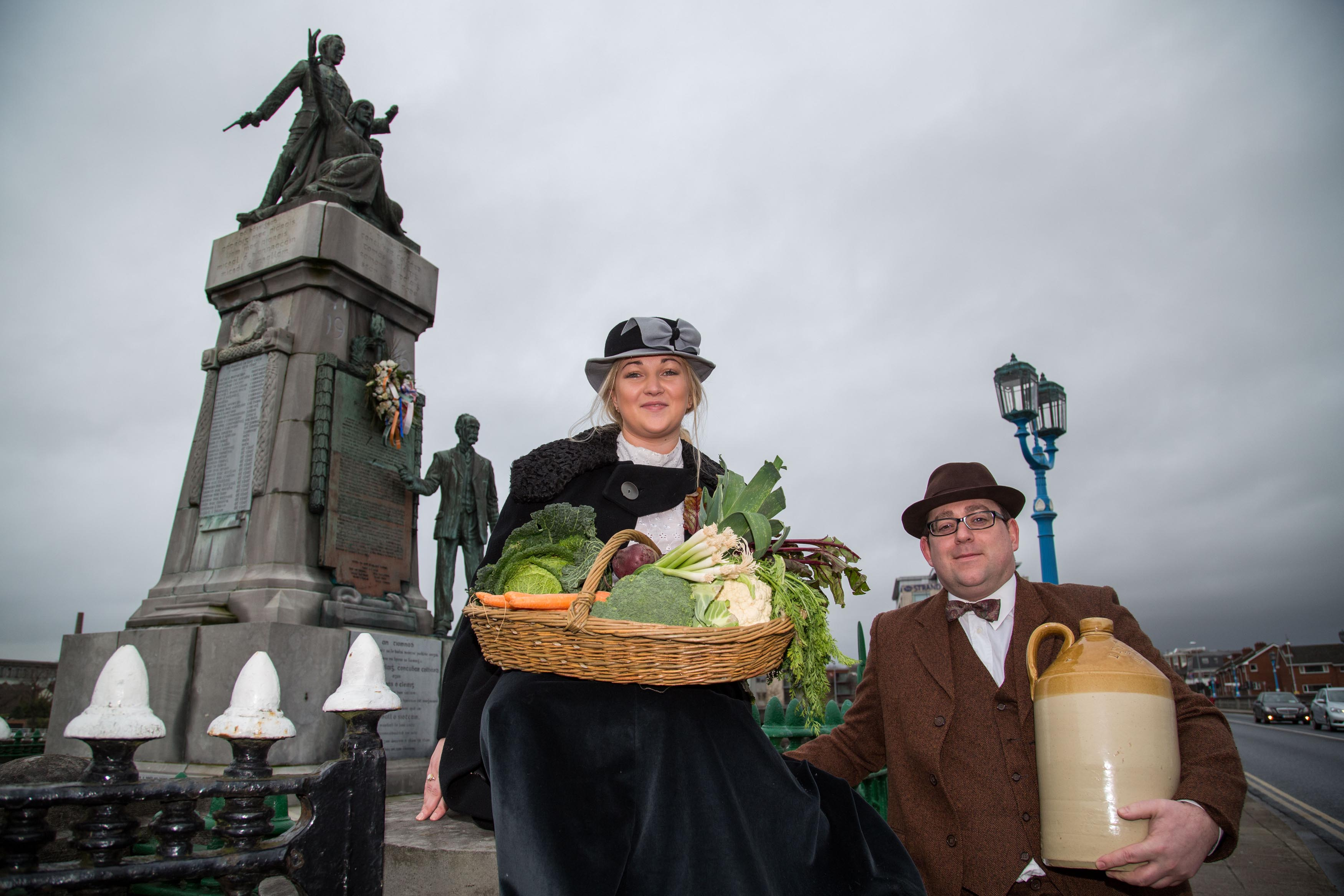Limerick Strand 1916 Inspired Dishes