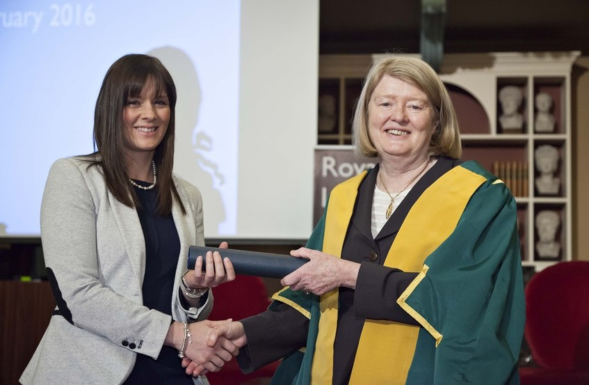 Royal Irish Academy Charlemont Award