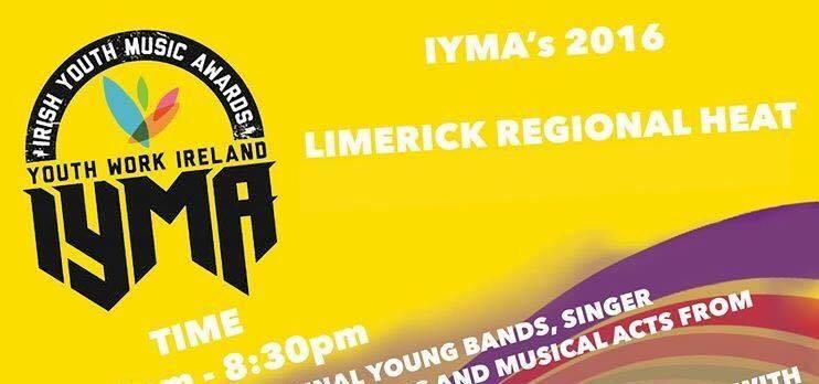 Irish Youth Music Awards Limerick heat