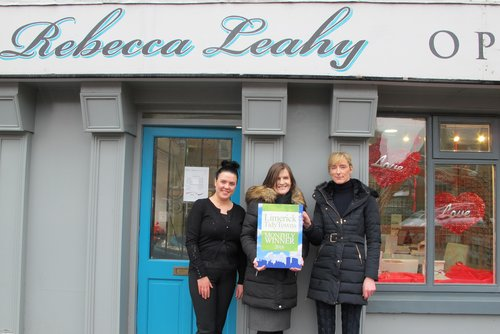 Limerick Tidy Towns Monthly Award for February 2016
