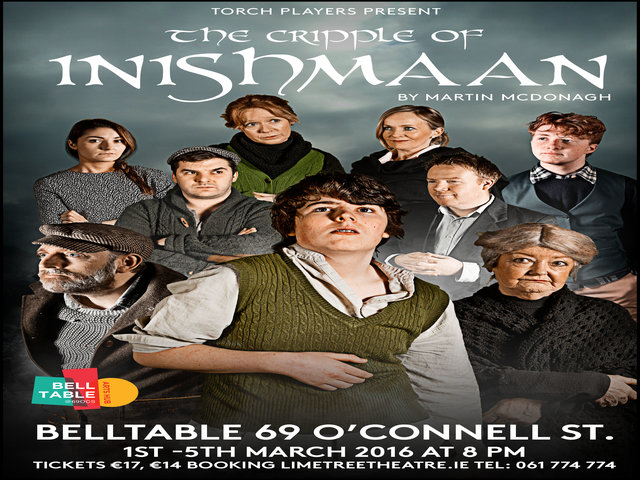 Torch Players Present The Cripple of Inishmaan 2016