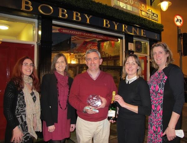 Limerick Tidy Towns Winner 2015 Bobby Byrnes Pub