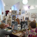 Annemarie Bourke Art Studio/Gallery