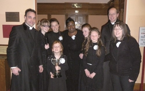 Sacred Heart Church Choir triumphs at Limerick Choral Festival