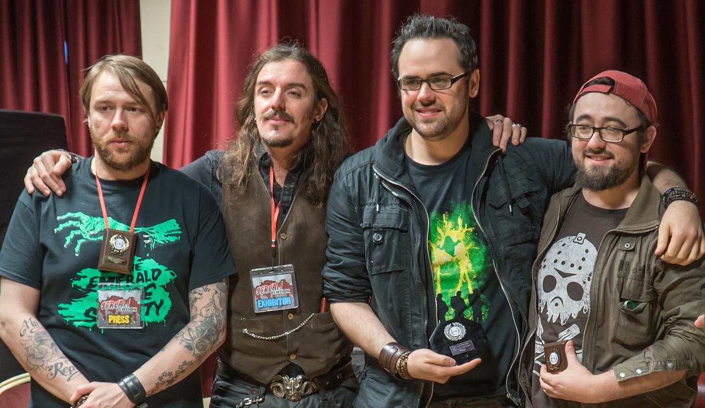 Three Horror filmakers put Limerick on the map