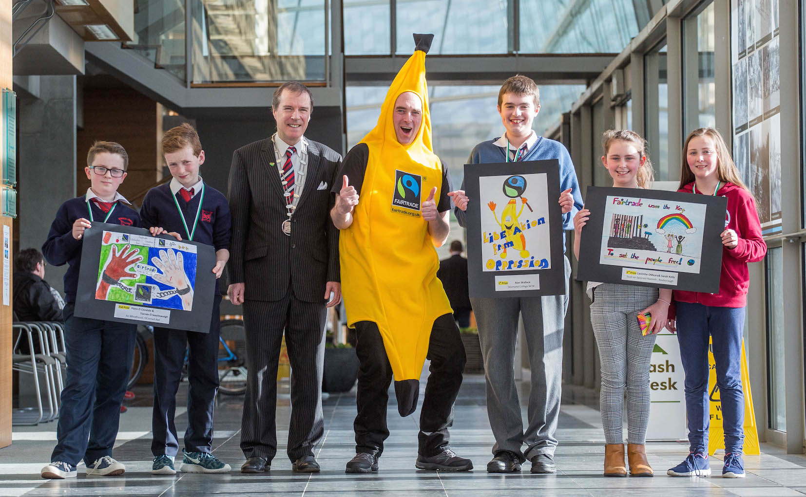 Fairtrade Fornight Launched in Limerick