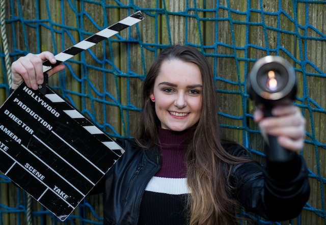 Ireland's Young filmmaker