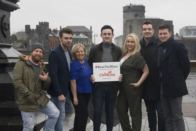 BeatTheBlaze for Childline
