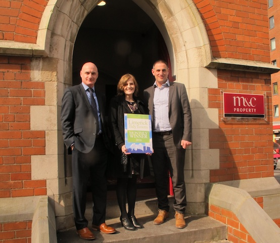 Tidy Towns Monthly Award March 2016