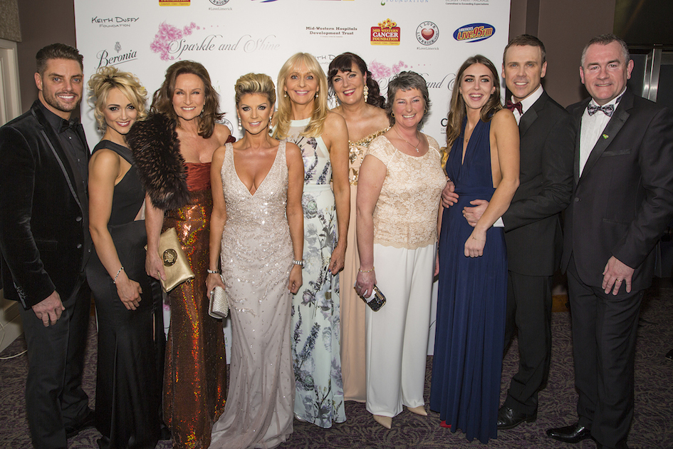 Keith Duffy brings Sparkle