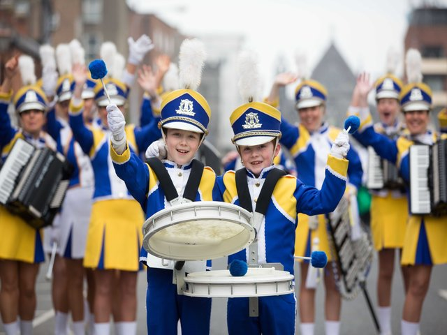 Limerick International Band Championship 2016