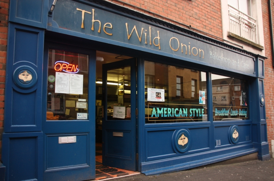 A Tribute to Ruth Di Girolamo from The Wild Onion Cafe
